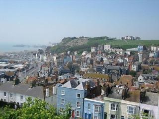 Hastings panoráma mesta Veľká
