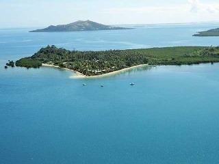 Ostrov Fidži