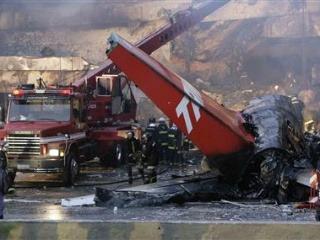 Nehoda lietadla v Brazílii