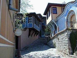 Uličky v starom meste