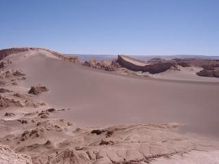 Duna Grande, púšť Atacama