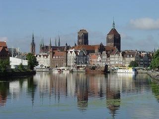 Panoráma Starého mesta, Gdansk