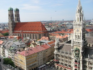 Mestské Centrum, Mníchov