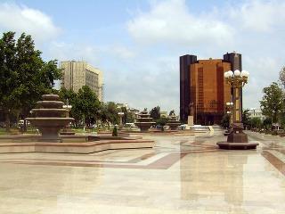 Centrálna banka, Baku, Azerbajdžan