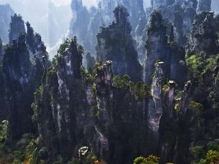 Národný park Zhangjiajie, Čína