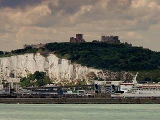 Biele útesy Doveru,Anglicko