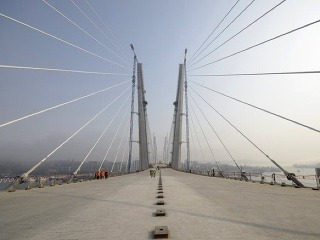 najdlhší visutý most na