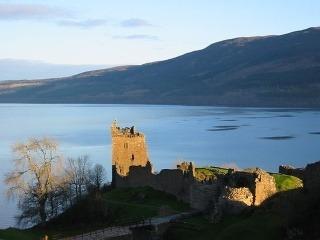 Loch Ness, Škótsko