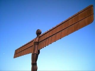 Anjel severu, Gateshead