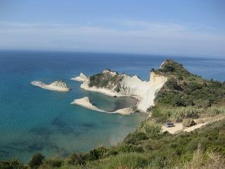 Korfu, Grécke ostrovy