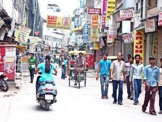 Bežný deň v Dillí,