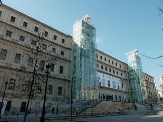 Hlavný vchod, Národné múzeum