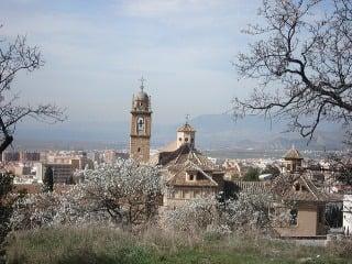 Granada vo februári, Španielsko