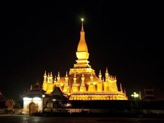 Chrám Pha That Luang