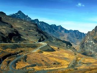 Cesta smrti, Bolívia