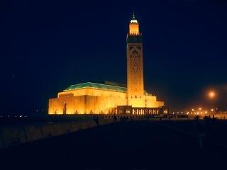 Mešita Hassana II. v