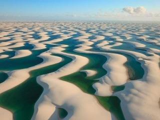 Duny v národnom parku