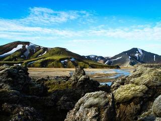 Landmanalaugar, Island