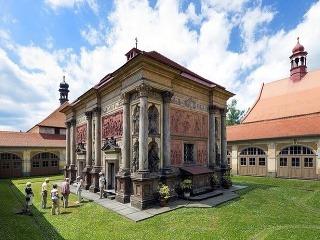 Loreta v Rumburku, Česká