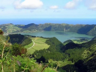 Ostrov Sao Miguel, Azorské