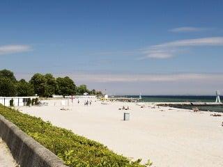 Pláž Bellevue, Kodaň, Dánsko