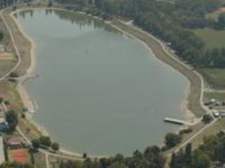 Vodná plocha Kuchajda