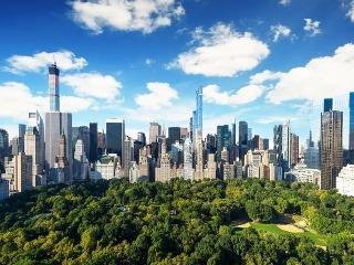 Central Park je najslávnejším