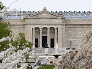Clevelandské múzeum umenia, USA