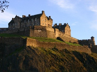 Castle of Edinburg