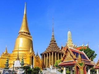 V Bangkoku môžete obdivovať