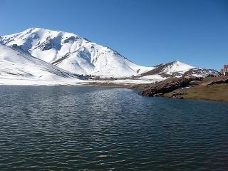 Lyžiarske stredisko Oukaimeden, Maroko