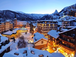 Zermatt, Švajčiarsko