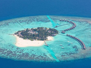 Toto sú najkrajšie atoly