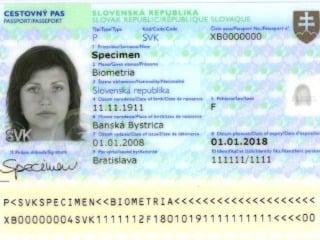 d62b677f1 Vybavenie pasu: Žiadosť o cestovný pas, poplatok, lehota   Dromedár.sk