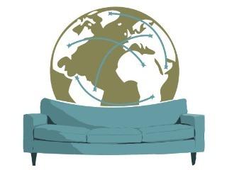 TÉMA CouchSurfing - hľadaj