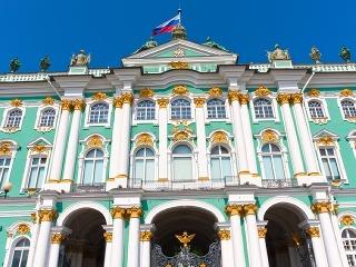 Ermitáž v Petrohrade