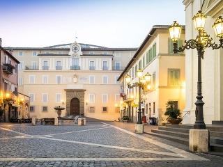 Letná rezidencia pápežov v