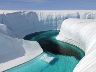Ľadová krása, ktorá vás
