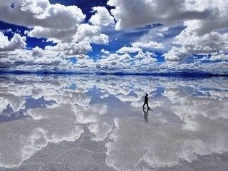 FOTO Najväčšie zrkadlo sveta