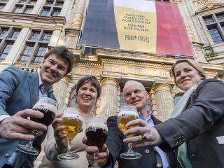 Belgické pivo sa stalo