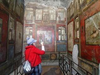 V Pompejách zrekonštruovali vzácnu