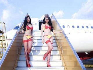 Koniec nudy v lietadlách: