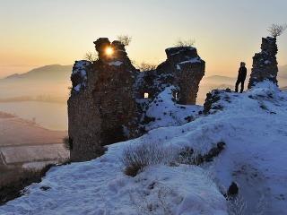 Dokonalá zimná romantika: FOTO