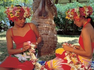 Nahé Tahiťanky a kubánske