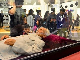 V Hong Kongu vystavujú