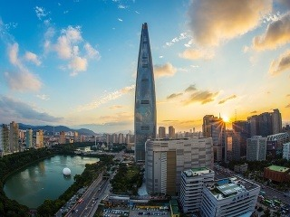 Mrakodrap Lotte World Tower