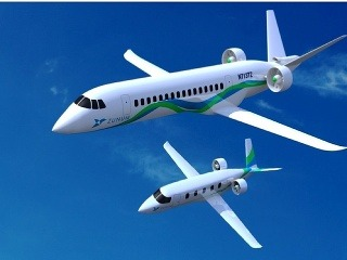 Americká spoločnosť Zunum Aero