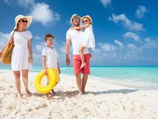 Slováci na dovolenke: Na