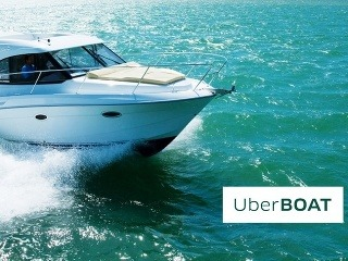 UberBoat v Chorvátsku: Takéto