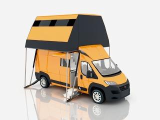 Prvý mezonetový karavan na